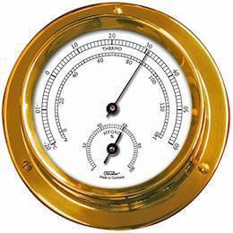1506TH-45 Nautic <br> Termo- og hygrometer - 11 cm