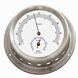 1508TH-01 Nautic <br> Termo- og hygrometer  - 12,5 cm